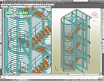 Advance Steel - Stairs and Railings (1/2)