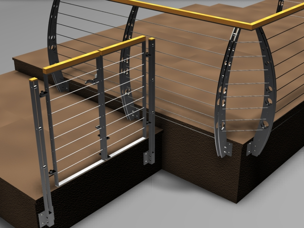 Stairs in Advance Steel (1/6)