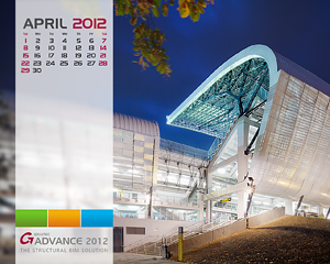 Download GRAITEC wallpaper for April:
