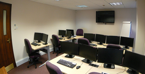 Graitec UK continue to expand adding a 3rd state of the art training suite in Southampton