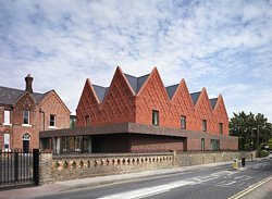 Brentwood School Sixth Form Centre designed with Advance Steel was awarded at RIBA 2012