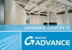 Advance Concrete: BIM software for structural concrete engineering, detailing and fabrication