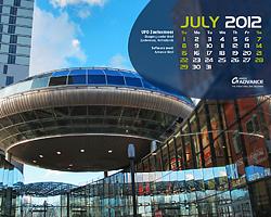 Download GRAITEC wallpaper for July