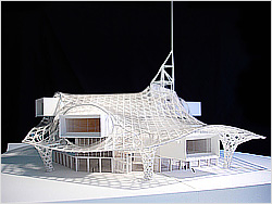 Designed with GRAITEC software, Centre Pompidou was awarded at RIBA 2012