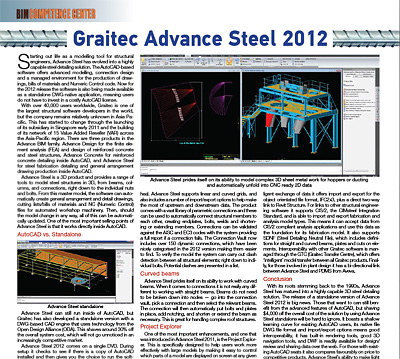 GRAITEC ADVANCE Steel – Before and After Standalone