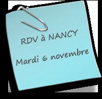 Journée portes ouvertes à Nancy