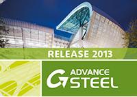 Advance Steel Release of Version 2013