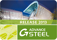 Advance Steel Release of Version 2013