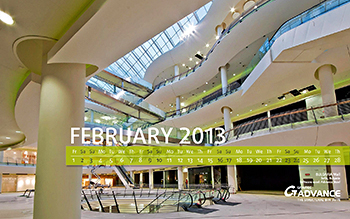 Download GRAITEC wallpaper for February 2013