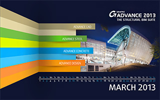 Download GRAITEC wallpaper for March 2013