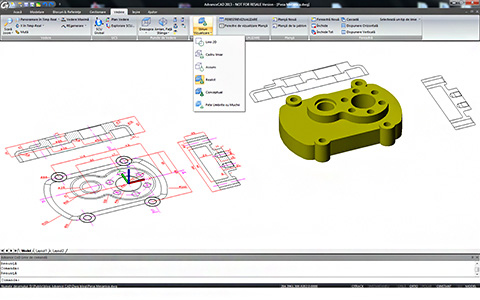 GRAITEC Advance 2013 – Official release of Advance CAD 2013