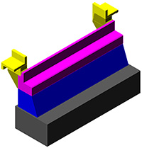 Reinforcement and formwork for complex shapes in Advance Concrete (1/6)