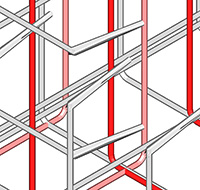 Reinforcement and formwork for complex shapes in Advance Concrete (5/6)