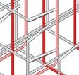 Coffrage et ferraillage pour des formes complexes dans Advance Concrete