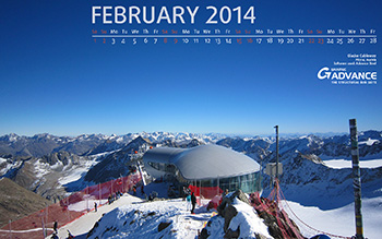 Download GRAITEC wallpaper for February 2014
