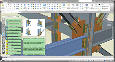 Autodesk White Paper: Exploit your AutoCAD investment with dedicated tools for structural steel detailing