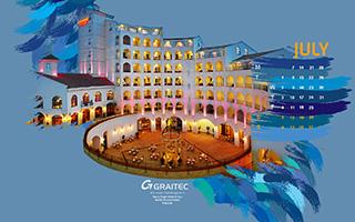 Download GRAITEC wallpaper for July 2014