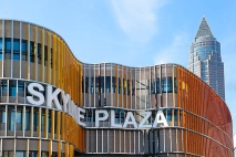 Autodesk Advance Steel Project: Skyline Plaza FFM