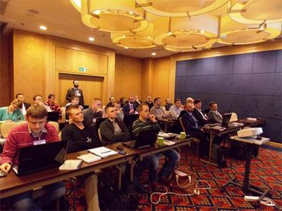 Robobat present BIM in Practice Seminar at the BUDMA International Fair, Poland