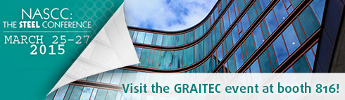 GRAITEC will be exhibiting at NASCC 2015