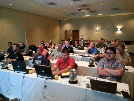Successful Advance Steel User Group in Salt Lake City