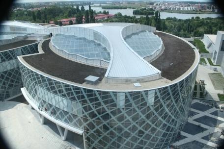 Advance Steel Project: Petrom City