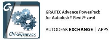 GRAITEC PowerPack for Revit® available on Autodesk Exchange App Store