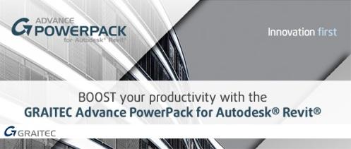 GRAITEC PowerPack for Autodesk Revit