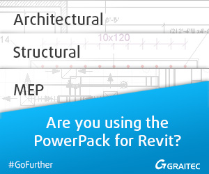 For Less Than $150 – the GRAITEC PowerPack for Revit® is a No Brainer