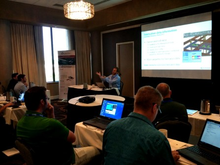GRAITEC Delivers Autodesk Advance Steel Detailing Software Training During its Annual User Group