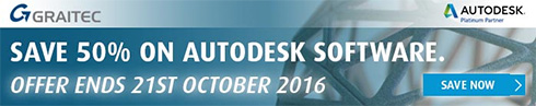 Last Chance to Save 50% on Autodesk Software!